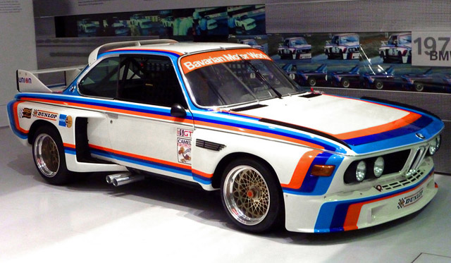 BMW 3.5 CSL, Blendini Motorsport